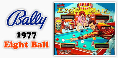 Bally Eight Ball