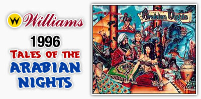 Williams Tales of the Arabian Nights