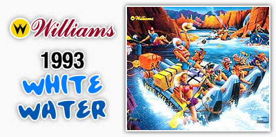 Williams White Water