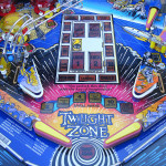 1993 Bally Twilight Zone 20