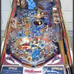 Williams Tales of the Arabian Nights - Pinball Pimp Restore 12