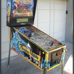 Williams Tales of the Arabian Nights - Pinball Pimp Restore 2