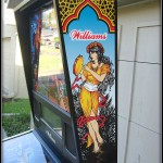 Williams Tales of the Arabian Nights - Pinball Pimp Restore 7