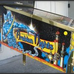Williams Tales of the Arabian Nights - Pinball Pimp Restore 9