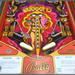 Pinball Pimp Bally Mata Hari 8