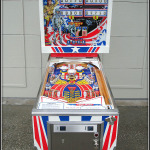 Pinball Pimp Gottlieb Spirit of 76 1