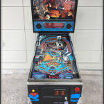 Pinball Pimp Williams Bram Strokers Dracula 1