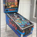 Pinball Pimp Williams Bram Strokers Dracula 2