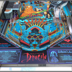 Pinball Pimp Williams Bram Strokers Dracula 9