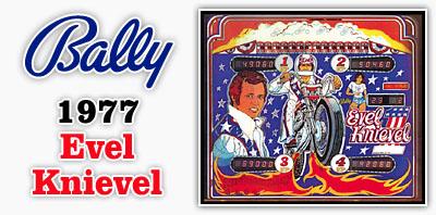 Bally Evel Knievel