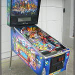 Williams MONSTER BASH - Pinball Pimp Restore 2