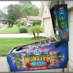 Williams MONSTER BASH - Pinball Pimp Restore 4