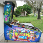 Williams MONSTER BASH - Pinball Pimp Restore 5